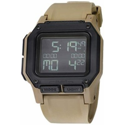 腕時計 ニクソン アメリカ NIXON Regulus A1180 - All Sand - 100m Water Resistant Men's Digital Sport