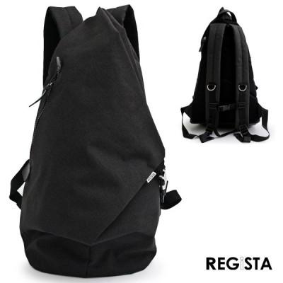 リュック バックパック トライアングル リュックサック バック 鞄 カバン メンズ(ブラック黒) 537