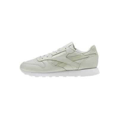リーボック レディース 靴 シューズ CLASSIC - Trainers - green