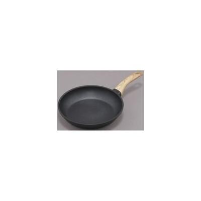 【お取り寄せ】アイリスオーヤマ/スキレットコートパン ガス 24cm ブラック/SKL-24GS