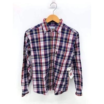 コロンビア Columbia マッティンソンシャツ メンズ S 中古 古着 210804