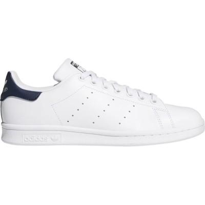 アディダス adidas Originals レディース シューズ・靴 スタンスミス Stan Smith White/White/Collegiate Navy