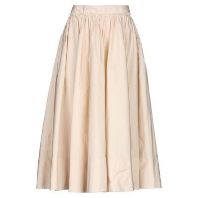 タラ ジャーモン TARA JARMON 7分丈スカート ローズピンク 40 ポリエステル 100% 7分丈スカート