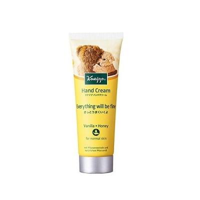 クナイプ ハンドクリーム バニラ&ハニーの香り 75ml