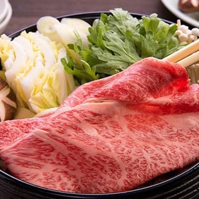 栄和 (宮城)仙台牛肩ロースすき焼き・しゃぶしゃぶ350g