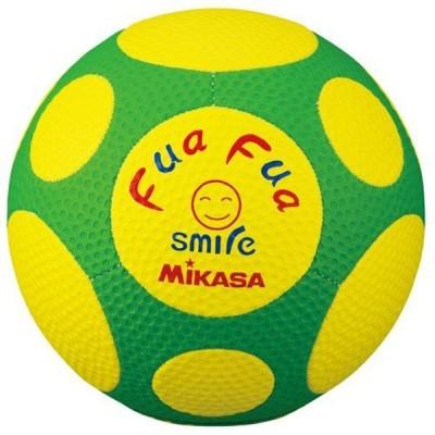 ミカサ ふぁふぁスマイルサッカー 4号 ディンプル FFF4-YG  取り寄せ品