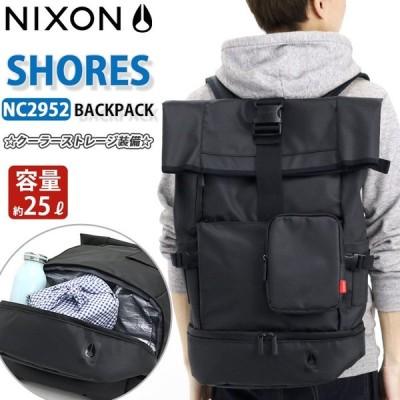 リュック NIXON ニクソン 正規品 リュックサック デイパック ロールトップリュック メンズ レディース ブランド 旅行