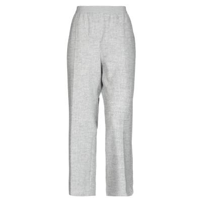 アニオナ AGNONA パンツ ライトグレー 50 毛(アルパカ) 43% / ウール 42% / ナイロン 13% / カシミヤ 2% パンツ