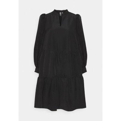カルチャー ワンピース レディース トップス CUSHARON DRESS - Day dress - black
