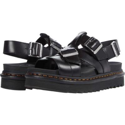 ドクターマーチン Dr. Martens レディース サンダル・ミュール シューズ・靴 Terry II Black
