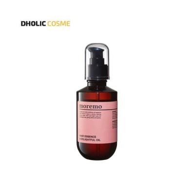 韓国コスメ cosme モレモ ヘアオイル オイル ヘアー 髪の毛 ヘアエッセンス 植物性オイル ツバキオイル ムスク リリー アミノ酸
