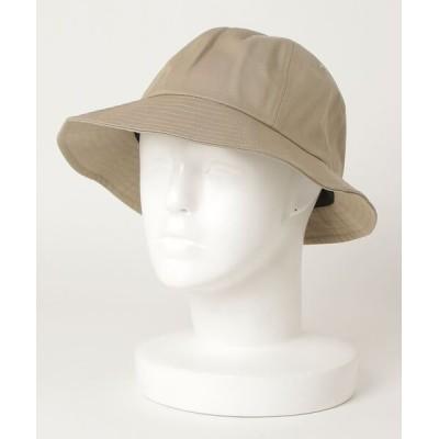 BEAMS MEN / FORONE / Gabardine School Hat MEN 帽子 > ハット