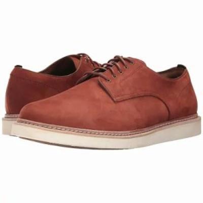 コールハーン 革靴・ビジネスシューズ Tanner Plain Ox Brandy Brown Nubuck/Ivory