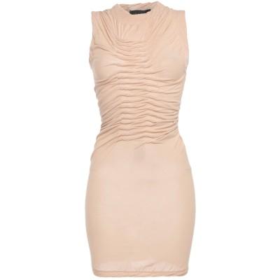 RICHMOND X ミニワンピース&ドレス ローズピンク 40 コットン 100% ミニワンピース&ドレス