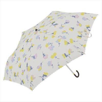 折りたたみ傘 ハリーミニ オフホワイト ニフティカラーズ