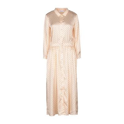 アリーニ AGLINI 7分丈ワンピース・ドレス ライトピンク 42 シルク 95% / ポリウレタン 5% 7分丈ワンピース・ドレス
