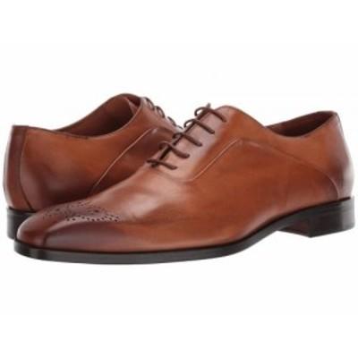 Massimo Matteo マッシオマッテオ メンズ 男性用 シューズ 靴 オックスフォード 紳士靴 通勤靴 5-Eye Bal Medallion【送料無料】