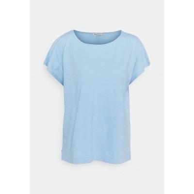 ドライコーン Tシャツ レディース トップス KIMANA - Basic T-shirt - blau