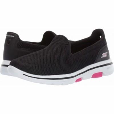 スケッチャーズ SKECHERS Performance レディース シューズ・靴 Go Walk 5 - 15901 Black/Hot Pink