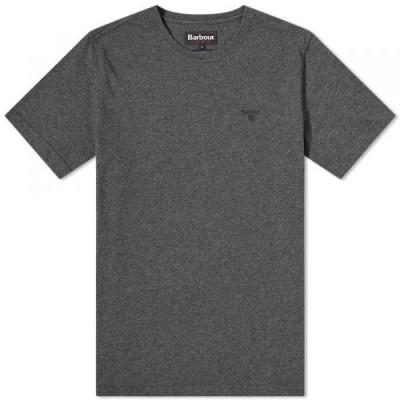バブアー Tシャツ トップス カットソー メンズBarbour Sports TeeSlate Marl
