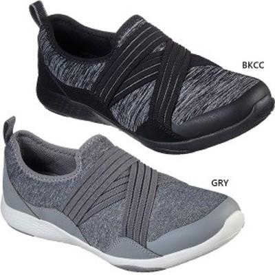 【送料無料】 スケッチャーズ SKECHERS レディース ロロー トゥー クイックリー LOLOW - TOO QUICKLY スニーカー シューズ 紐靴 104038