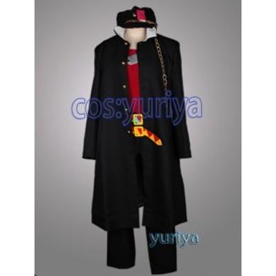 ジョジョの奇妙な冒険 スターダストクルセイダース 空条 承太郎 コスプレ衣装