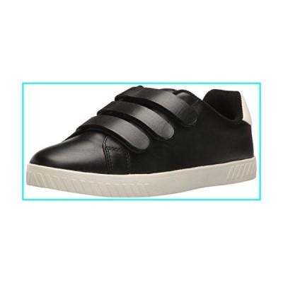 [トレトン] Women's Carry 2 Leather Black/Vintage White Ankle-High Fashion Sneaker - 9M