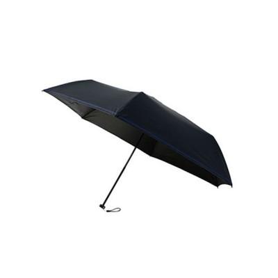 (BACKYARD/バックヤード)mabu マブ 晴雨兼用傘 ヒートカット Ti for MEN/ユニセックス ネイビー