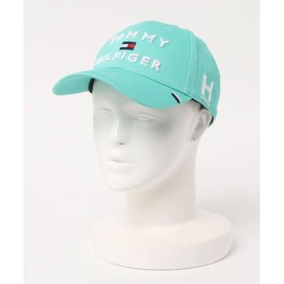 YAMANI GOLF / TRIPLE LOGO キャップ MEN 帽子 > キャップ