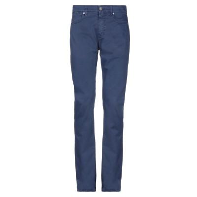 ブルックスフィールド BROOKSFIELD パンツ ブルー 32 コットン 97% / ポリウレタン 3% パンツ