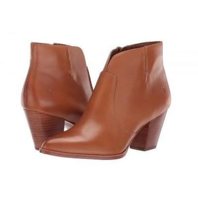 Frye フライ レディース 女性用 シューズ 靴 ブーツ アンクルブーツ ショート Jennifer Bootie - Cognac