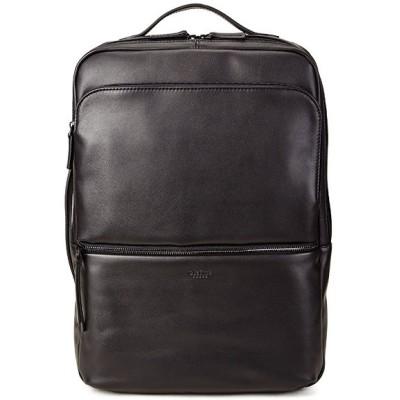 【カバンのセレクション】 エース ウルティマトーキョー リアム ビジネスリュック 本革 軽量 B4 ultima TOKYO 77952 ユニセックス ブラック フリー Bag&Luggage SELECTION