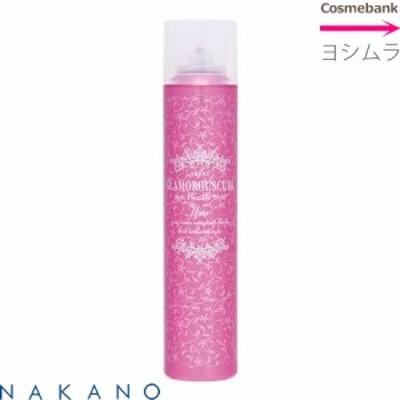ナカノ カールエックス グラマラスカールN スプレー ワックス 180g 【透明感のあるさわやかでやさしいフローラルローズの香り】
