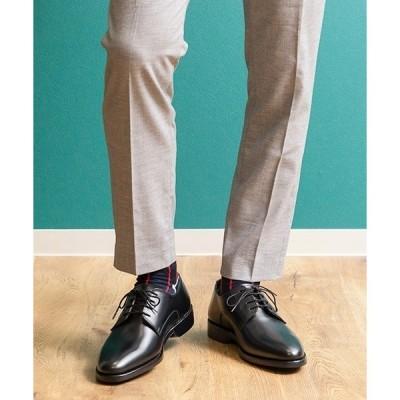 シューズ ドレスシューズ London Shoe Make / ロンドンシューメイク ≪デュプイレザー×ダイナイトソール≫ 外羽根 プレーントゥ ドレ