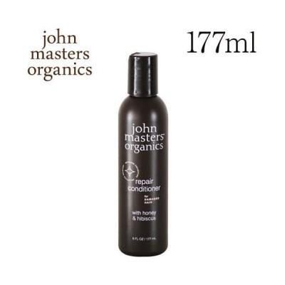 ジョンマスターオーガニック ハニー&ハイビスカス リペアコンディショナー 177ml / John Masters Organics