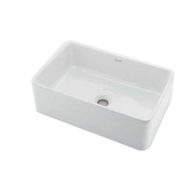 #CL-WBFC98834 角型洗面器 カクダイ