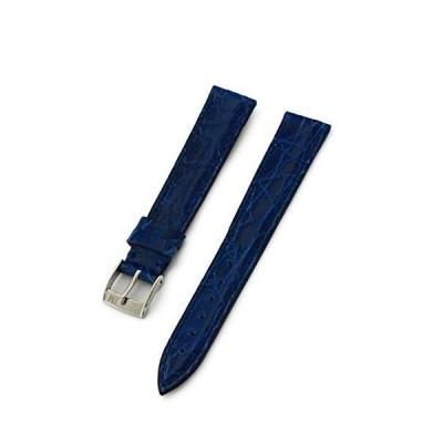 MORELLATOモレラート カイマンワニ 時計ベルト TRACY トレイシー 16mm マリンブルー 交換用工具付き [正規輸入品] X2