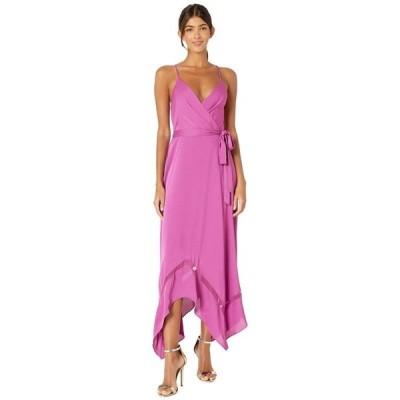 ビーシービージーマックスアズリア レディース ワンピース トップス Asymmetrical Hem Dress