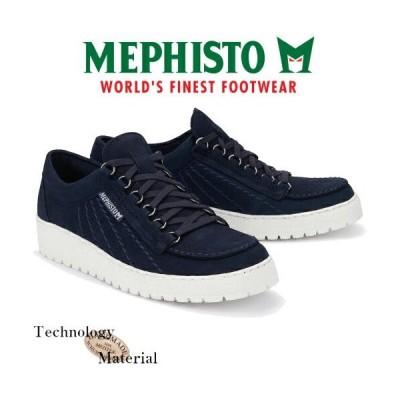 10%off MEPHISTO JAPAN メフィスト ジャパン 正規取扱い RAINBOW NAVY SS19 靴 メンズ 本革 ポルトガル製 【沖縄・離島は送料無料対象外】