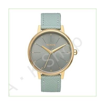 Nixon Women's Analogue Quartz Watch with Leather Strap A108-2814-00【並行輸入品】