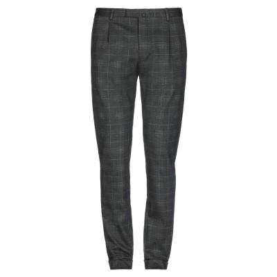 BRIGLIA 1949 パンツ ブラック 48 レーヨン 69% / ナイロン 26% / ポリウレタン 5% パンツ