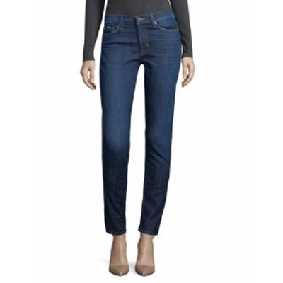 ハドソン レディース パンツ デニム Mid-Rise Super Skinny Jeans