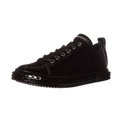 Giuseppe Zanotti Men's RU00012 Sneaker, Nero, 9【並行輸入品】