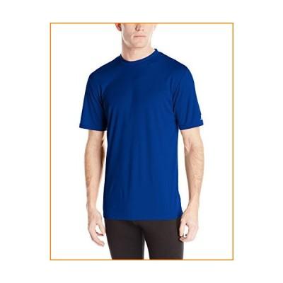 Russell Athletic mens Short Sleeve Performance T-shirt,Royal,Medium【並行輸入品】