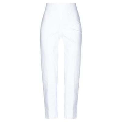 QL2  QUELLEDUE パンツ ホワイト 40 コットン 95% / ポリウレタン® 5% パンツ