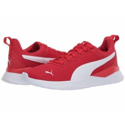 プーマ スニーカー シューズ メンズ Anzarun Lite High Risk Red/Puma White