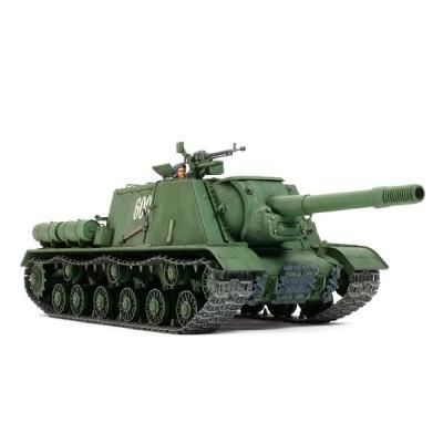ソビエト重自走砲 JSU-152 タミヤ 1/35MM 35303 プラモデル