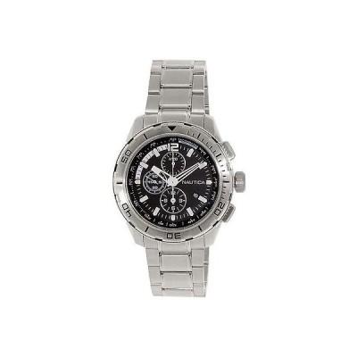 腕時計 ノーティカ Nautica メンズ N22637G シルバー ステンレス-スチール クォーツ 腕時計