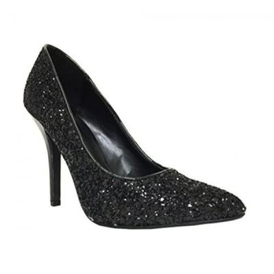 デリシャス レディース パンプス DATE! Women's Fashion Pointed Toe Stiletto Dress Pump