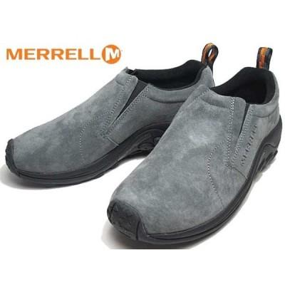 メレル MERRELL ジャングル モック アクティブ ライフスタイル ピューター メンズ 靴
